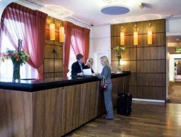 Sandymount Hotel in Dublin