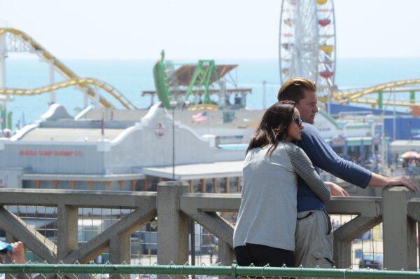 Santa Monica California Romantic Spots