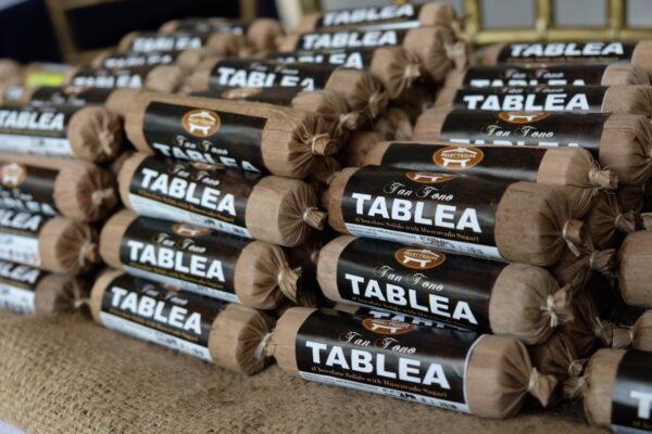Tablea Chocolate Solids with Moscovado Sugar