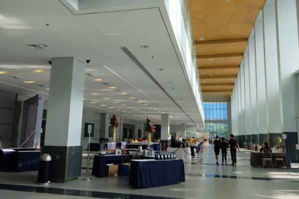 Tabu-an Venue - Iloilo Convention Center