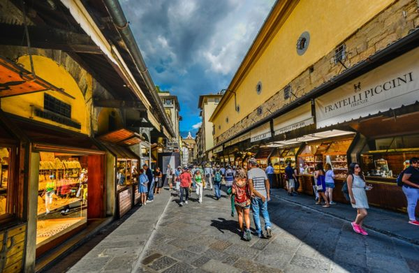 Best Shopping Places in Florence Italy