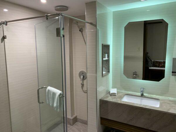 Best Western Bendix Hotel Bathroom