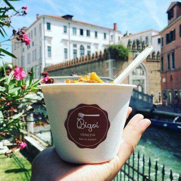 Bigoi in Venice photo via FB