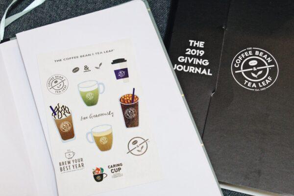 CBTL 2019 Giving Journal