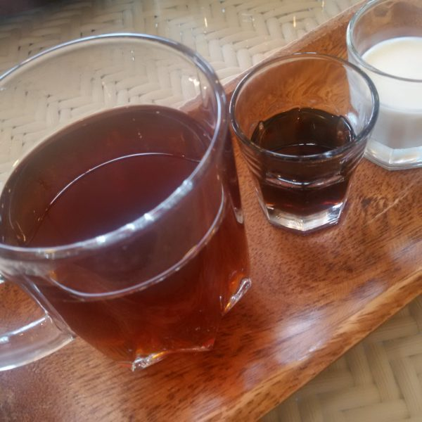 Chai Tea, a wonderful Indal meal ender