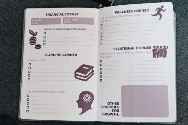 Inside CBTL 2019 Planner