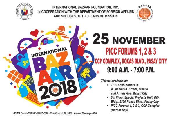International Bazaar 2018