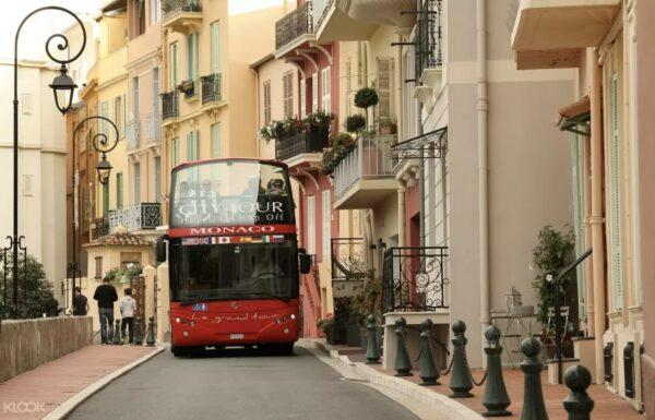 Monaco Hop-On Hop-Off Le Grand Tour photo via Klook