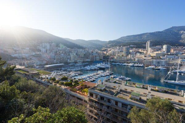 Monaco Yacht Port