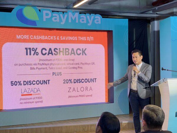 More Cashbacks and Savings with PayMaya