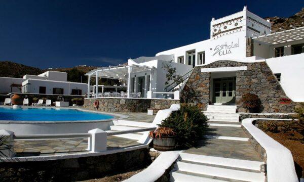 Olia Hotel in Mykonos
