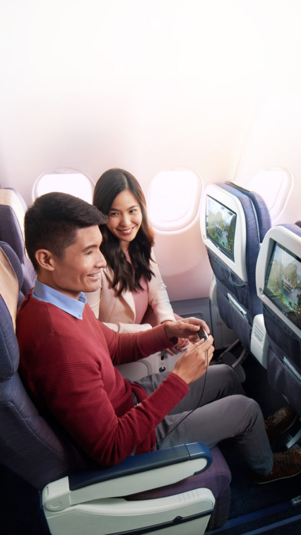Philippine Airlines myPALeSuite Player