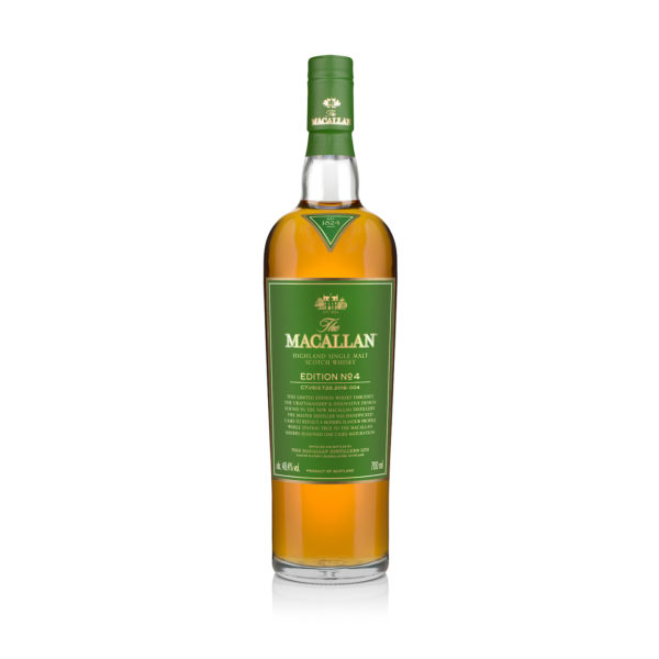 The Macallan Edition No.4 Whisky