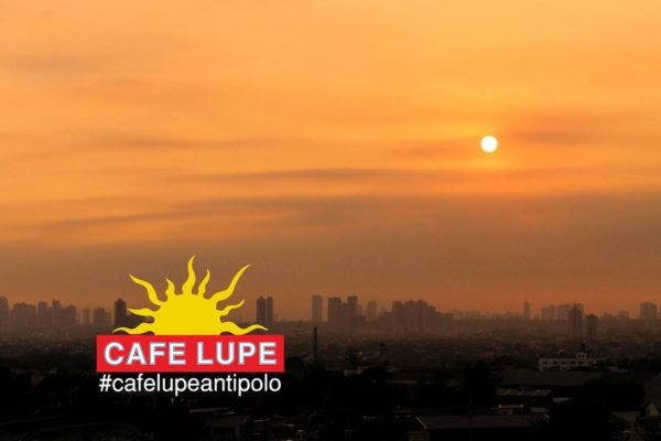 View from Cafe Lupe Antipolo photo via FB Page