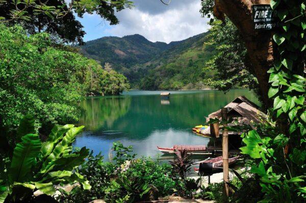 Balanan Lake photos via FB Page