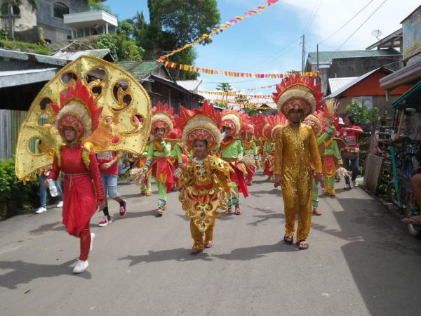 Banigan-Kawayan Festival Street Dance photo by Discover Basey FB page