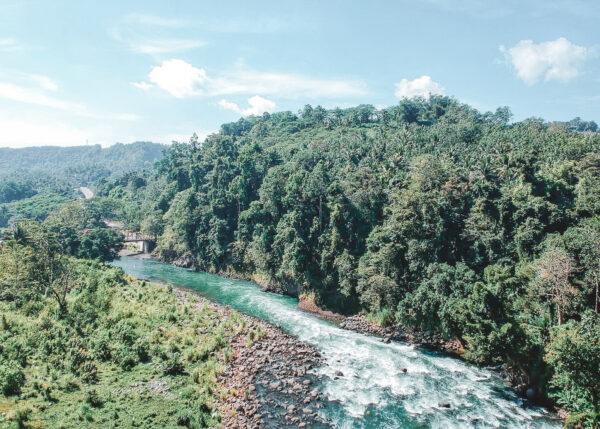 Cagayan de Oro River Barangay Uguiaban, photo by Mae Ilagan