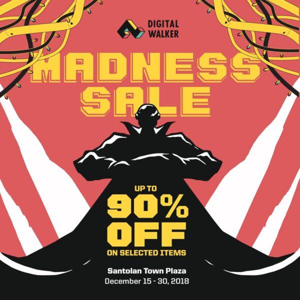 Digital Walker Madness Sale 2018