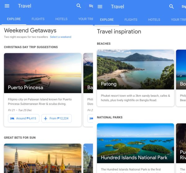 Get the best ideas on their Travel guides