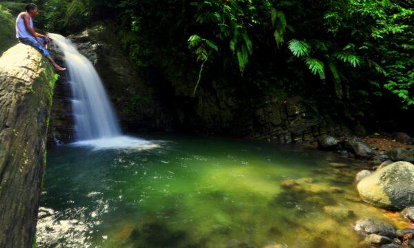 Kawil Falls in Kiamba by Abner Arzaga