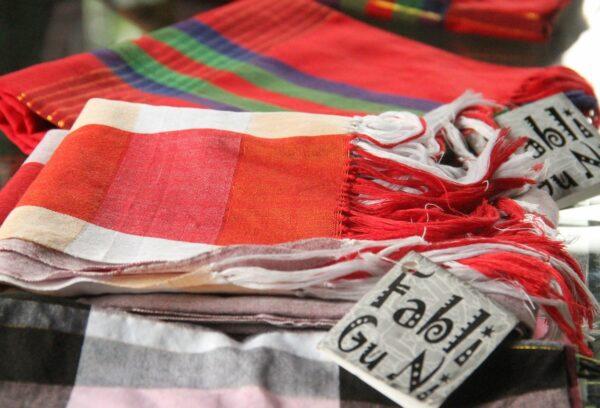 Maguindanaon Inaul handwoven cloth