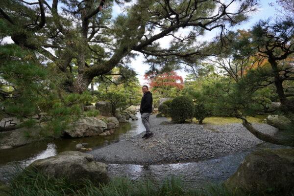 Melo in Ohori Park photo by Karl Ivan Precentacion