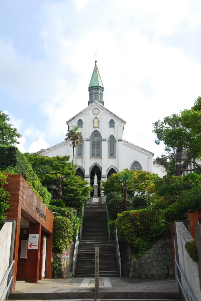 Oura Cathedral, Nagasaki City