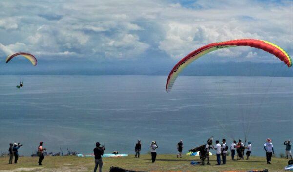 Paragliding Fun Fly in Maasim