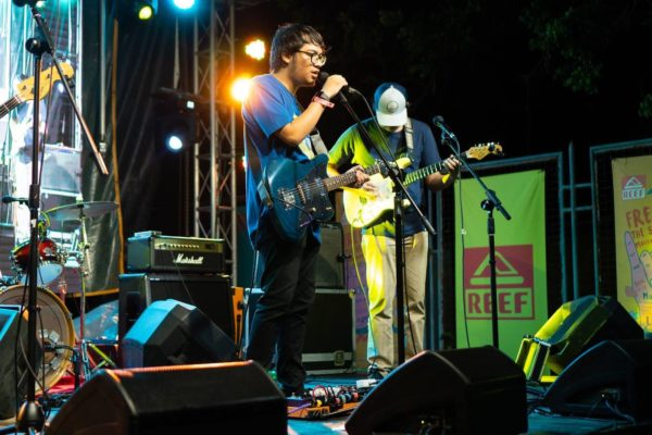 REEF Music Festival Night in La Union