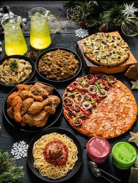 Yellow Cab Hungry Holiday Feast