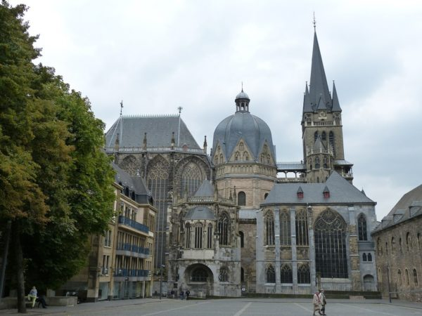 A Visit to Historic Aachen, Germany