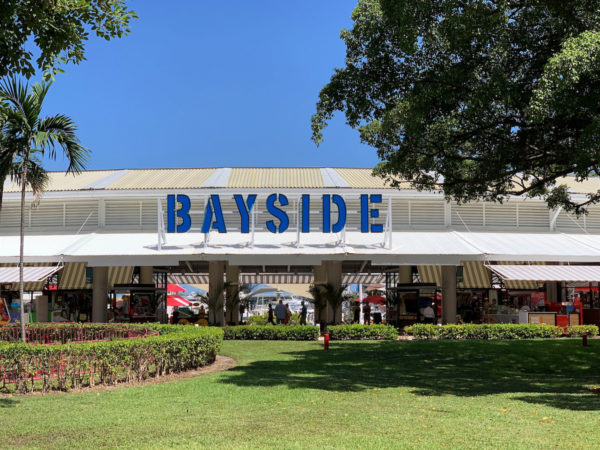 Bayside Marketplace photo by Phillip Pessar via Flickr CC