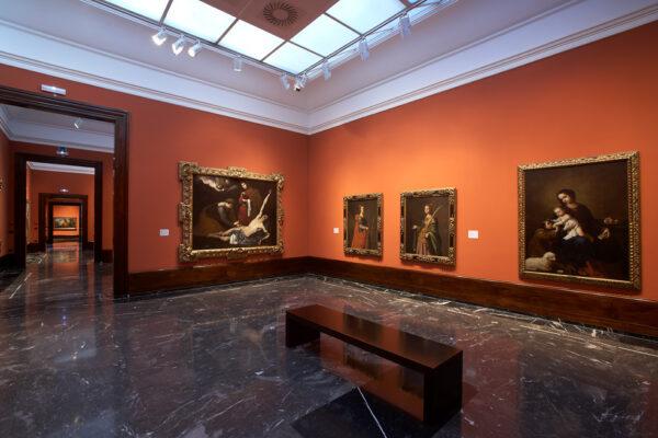 Bilbao Fine Arts Museum photo via Wikipedia CC