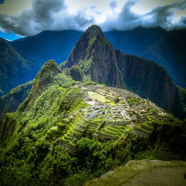 Machu Picchu, Aguas Calientes, Peru by Babak Fakhamzadeh via unsplash