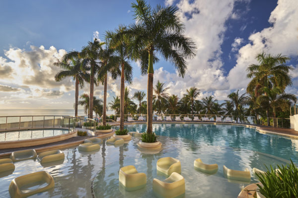 3-Day / 2-Night stay packages at Mövenpick Hotel Mactan Island Cebu offered at the PTAA Travel Tour Expo 2019