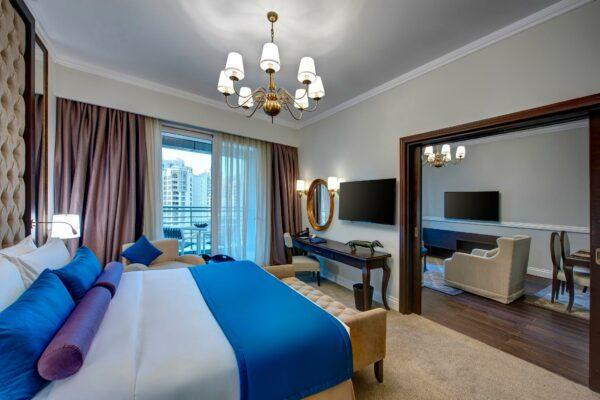 One Bedroom Apartment at Dukes Dubai