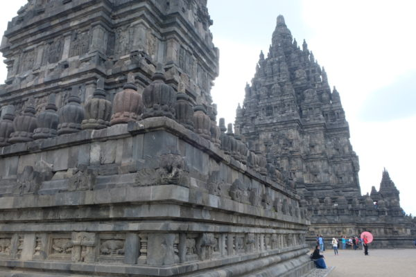 Prambanan Temple Complex in Indonesia