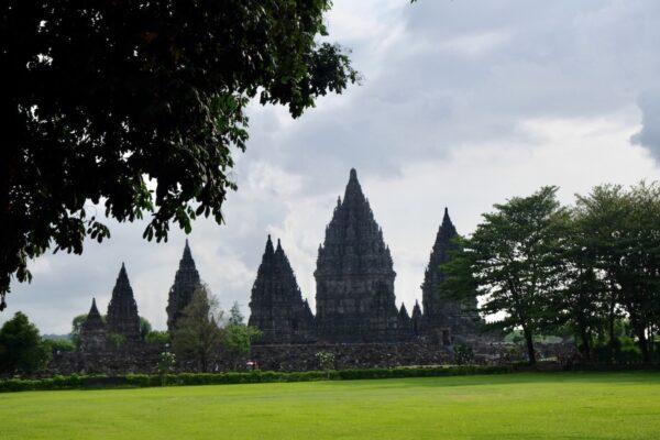 Prambanan Temple in Yogja
