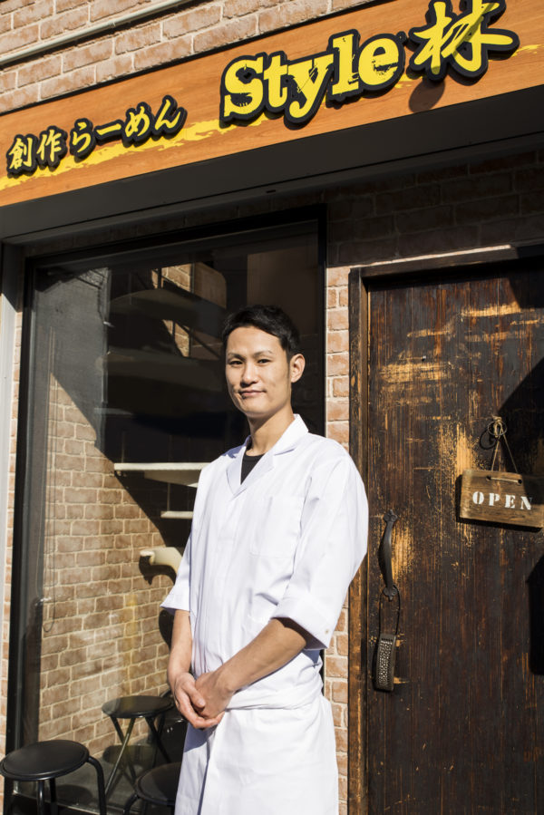 Japan's renowned ramen noodle champion Hayashi Takao and leading specialist in Japan's national culinary artform, Matsumura Takahiro are launching their new international flagship brand, RAMEN CUBISM, at a chic basement venue in Wellington Street, Central on 8 January 2019.