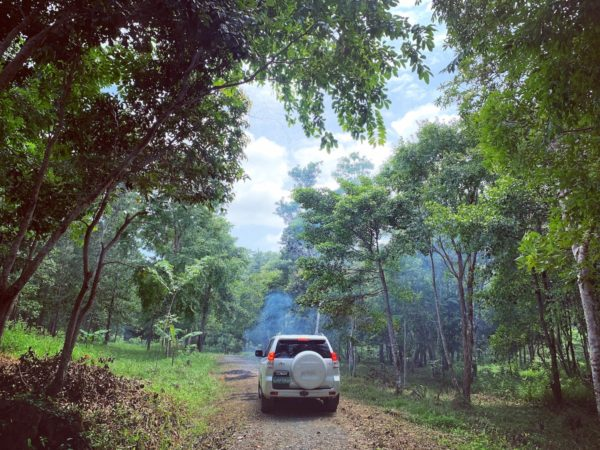 Roadtrip to San Vicente