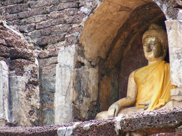 Wat Chang Lom, Si Satchanalai Historical Park
