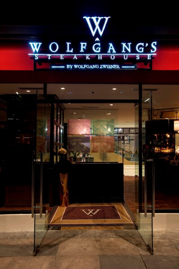 Wolfgang's Steakhouse by Wolfgang Zwiener BGC