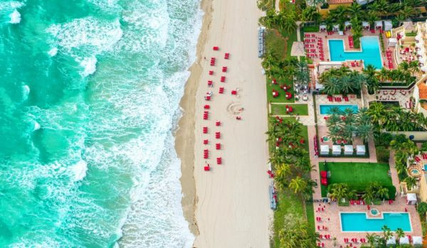 Acqualina Resort and Spa in Miami