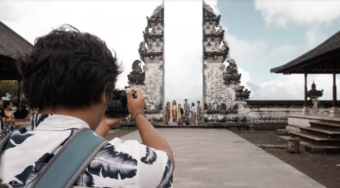 Bali's Best Instagram Spots Day Tour with Photographer photo via KLOOK