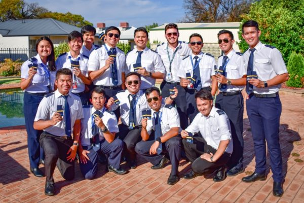 Cebu Pacific Cadet Pilots Batch 1