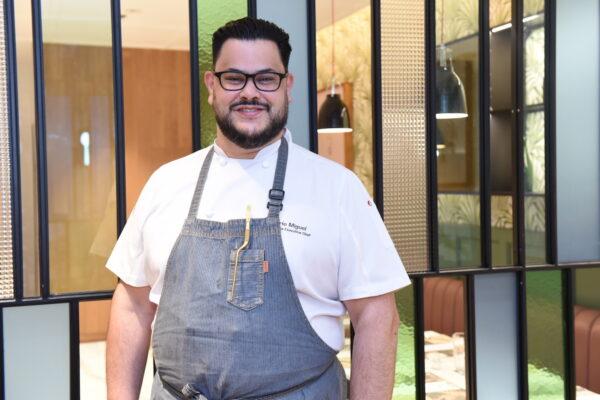 Chef Carlo Miguel