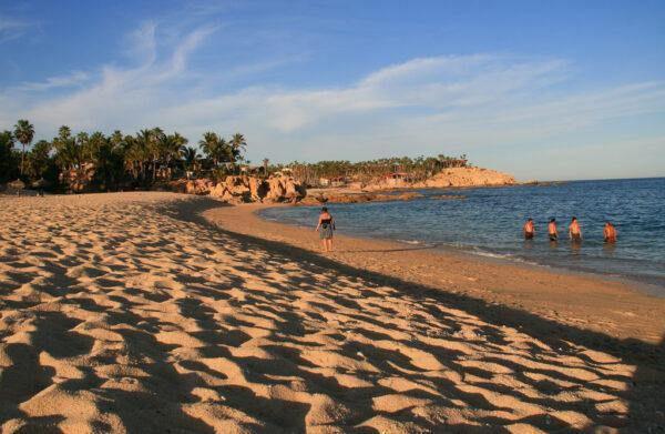Chileno Beach by Tanenhaus via Flickr CC