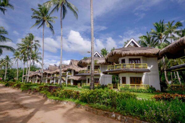Daluyon Beachfront cabanas