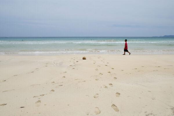 Daluyon view of Sabang Beachfront