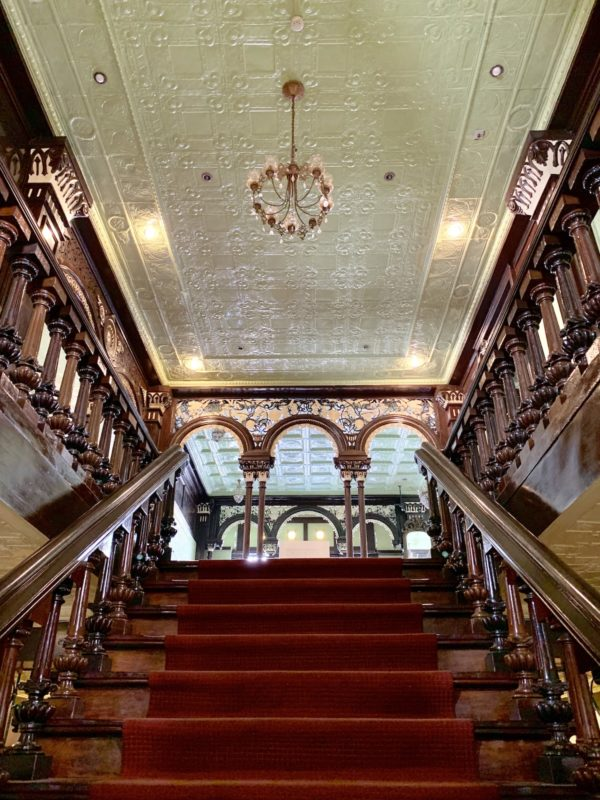 Grand Staircase Pamintuan Mansion